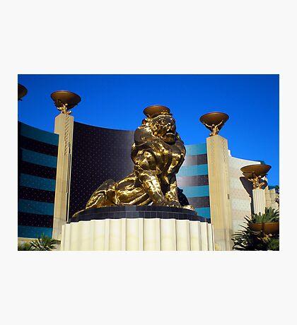 MGM GRAND LAS VEGAS NEVADA MARCH 2007 Photographic Print