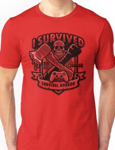 Survival Horror Crest T-Shirt