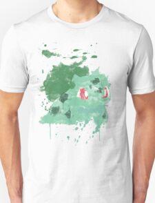 Graffiti Bulbasaur T-Shirt
