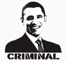 Obama: Criminal by RightsAdvocate