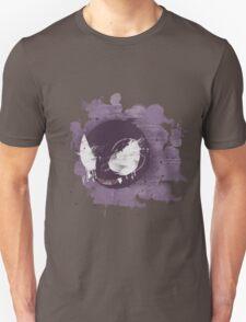 Graffiti Gastly  Unisex T-Shirt