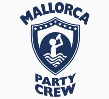 Mallorca Party Crew Logo by Style-O-Mat