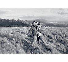 Kerry and Jianjian Photographic Print
