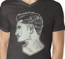 Pavus Mens V-Neck T-Shirt
