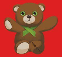 Teddy needs hugs One Piece - Short Sleeve