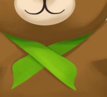 Teddy needs hugs Sticker
