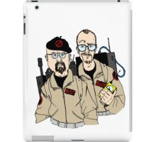Mythbusters Ghostbusters iPad Case/Skin