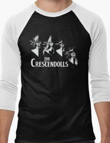 The Crescendolls (shirt) Men's Baseball ¾ T-Shirt