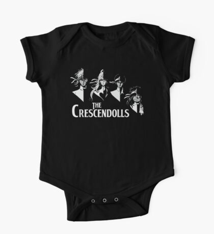 The Crescendolls (shirt) One Piece - Short Sleeve