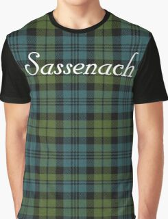 Sassenach Graphic T-Shirt