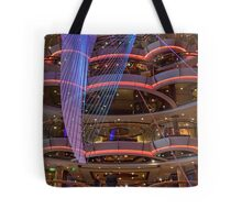 In the Centrum of Radiance of the Seas Tote Bag