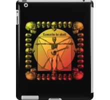 Leonardo Guitar iPad Case/Skin