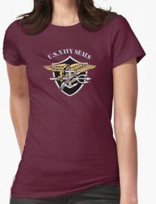 U.S. Navy Seals ( T-Shirt ) Womens Fitted T-Shirt