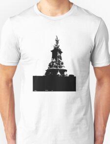Victoria Memorial (transparent) T-Shirt