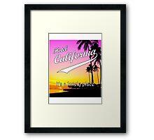 Hotel California Framed Print