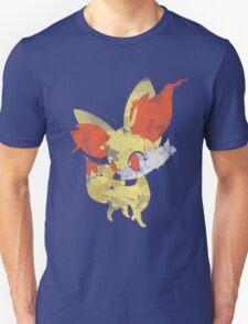 Graffiti Fennekin  T-Shirt