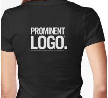 [prominent logo]® Womens Fitted T-Shirt