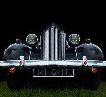 Packard 110 The Dark Night by Yampimon