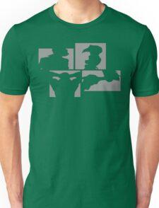 Cowboy Bebop Panels Unisex T-Shirt