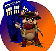 Doctor Who Hamster Jelly baby? by Michael Dodge