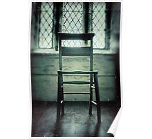 The Church Chair Poster