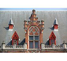 Bruges 3 Photographic Print