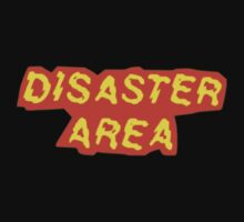 Disaster Area by Robert Partridge
