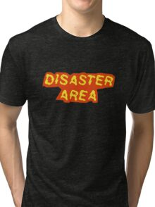Disaster Area Tri-blend T-Shirt