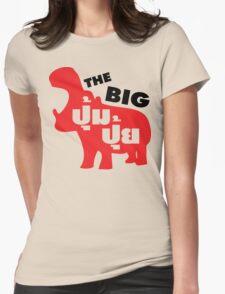 THE BIG PUMPUI ~ Podgy in Thai Language Script T-Shirt
