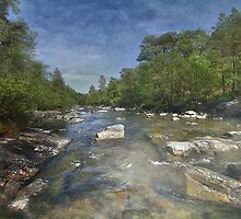 """The River Affric"" by peaky40"