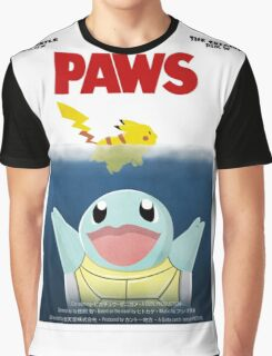Pokemon Paws Graphic T-Shirt