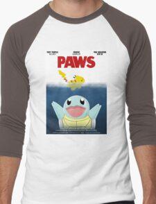 Pokemon Paws Men's Baseball ¾ T-Shirt