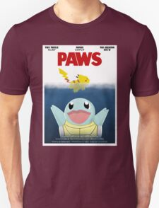 Pokemon Paws Unisex T-Shirt