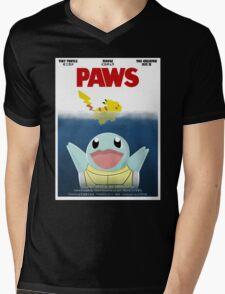 Pokemon Paws Mens V-Neck T-Shirt