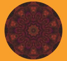 Fireflower Mandala 7 by bloomingvine