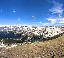 Trail Ridge Vista by njordphoto