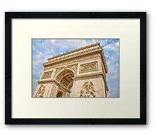 Arc de Triumph, Paris Framed Print