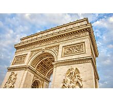 Arc de Triumph, Paris Photographic Print