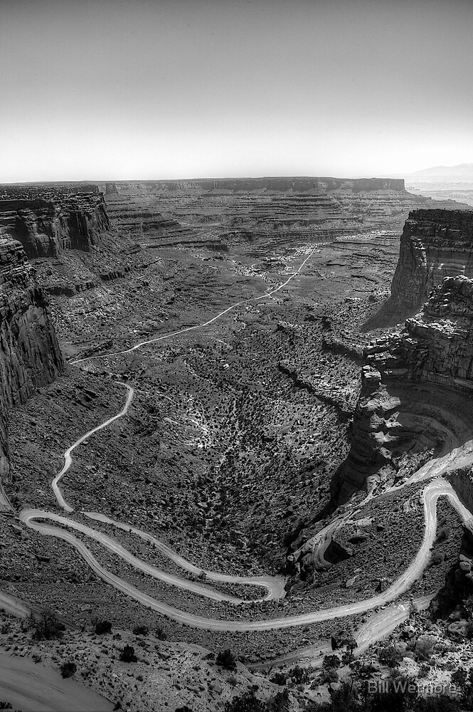 Canyon Road by Bill Wetmore