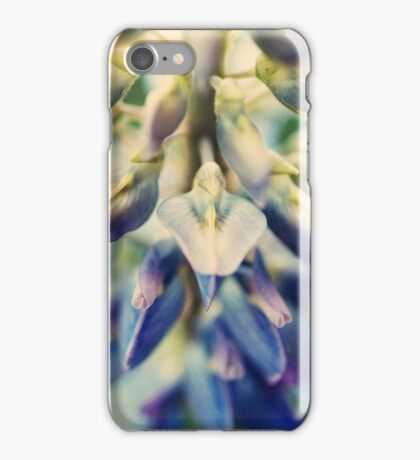 In the land of fairies and fireflies iPhone Case/Skin