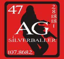 Ag 47 Baby Tee