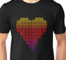 The Mighty Boosh Heart Mask Unisex T-Shirt