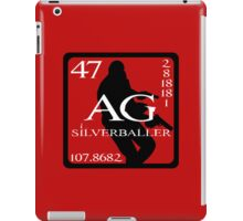 Ag 47 iPad Case/Skin