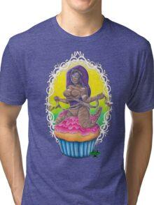 Yummy Mummy Tri-blend T-Shirt