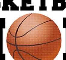 Basketball Mom Sticker