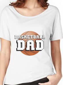 Basketball Dad Women's Relaxed Fit T-Shirt