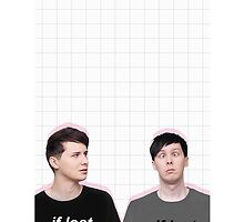 if lost return to dan/phil by valentinajpg
