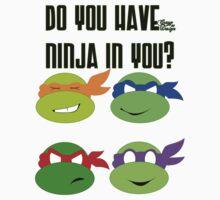 Teenage Mutant Ninja Turtles - TMNT by Crazy88Designs