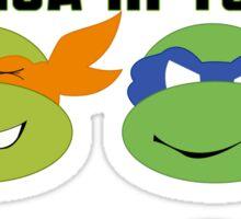 Teenage Mutant Ninja Turtles - TMNT Sticker