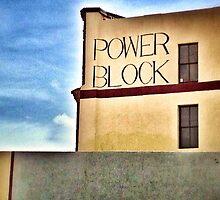 Power Block - Helena, MT by Sue Morgan